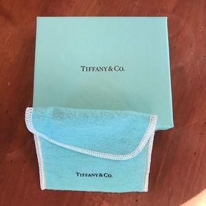 Tiffany & Co. EMPTY box and bag